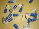reppuliitin - sininen 6.3mm ( 1.5 - 2.5mm² johdolle )