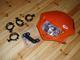 valomaski Polisport MMX, oranssi
