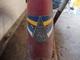 Monark runko + etuhaarukka 349