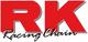 ketjuratas paketti JT&RK - Honda MBX 125 ´84-85 ( O-rengas )