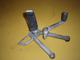 Cagiva Freccia C12 - jalkatapin runko + vaihdekeppi