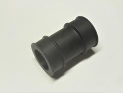 kaasuttimen kiinnikekumi ( 12mm ) - Zyndapp