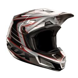 Fox - V2 - Race silver