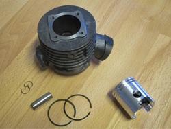 sylinterisarja - Sachs 41mm ( 60cc ) - puhallin jäähdytys