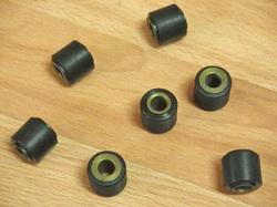 kumi/metallipusla moottoriin 19mm - Sachs