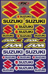 "Sticker kits Factory Effex "" Suzuki """