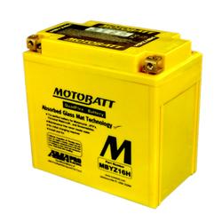 akku Motobatt - MBYZ16H ( HeavyDuty )