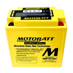 akku Motobatt - MBTX16U