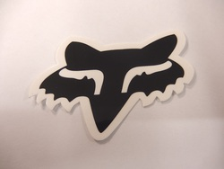"tarra - Fox Foxhead 2.5"" - musta"