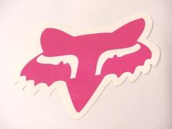 """tarra - Fox Foxhead 4"""" - Pinkki"""