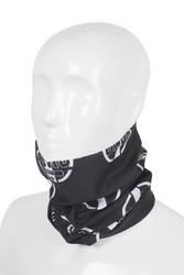monitoimihuivi - Yoko - musta/valkoinen