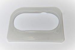 muovi kaasarin alle - Sachs moottorit ( läpälliset mallit )