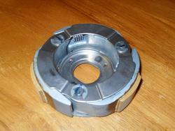 takavariaattorin kytkin - Suzuki LT80