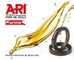 etuhaarukan stefat - Ariete 33 x 45 x 8/10,5mm