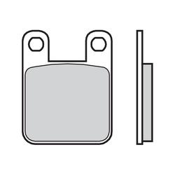 jarrupalat ( etu / taka ) - Brembo Carbon-Ceramic