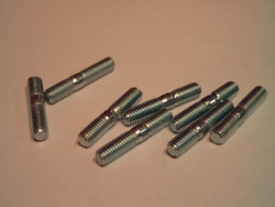 pakoputken pinnapultti  - Suzuki PV50 ( 6 x 35mm )