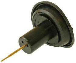 kaasuttimen kalvo + neula - 4-T Kiina skootterit ( Ø 18mm )