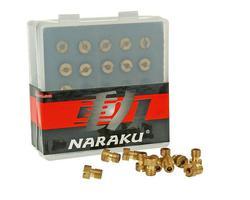 suutinlajitelma - Dellorto 6mm ( Naraku ) koot 70-88