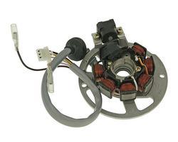 staattori - Minarelli vaakasylinterit ( EI Ducatin sytytysjärjestelmä )