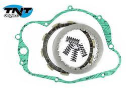 kytkinlevysarja + tiivisteet - Minarelli AM6 - TNT