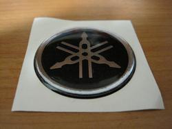 3-D tarrapari - Yamaha musta