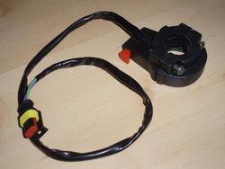 kaasukahvan runko-osa + starttinappi - Generic Trigger
