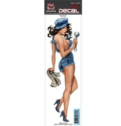 Tarra - Mechanic girl