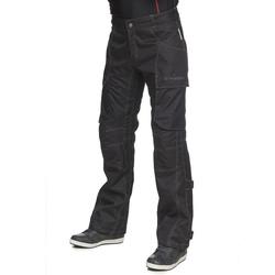 Sweep - Metropol WP - housut - musta/harmaa