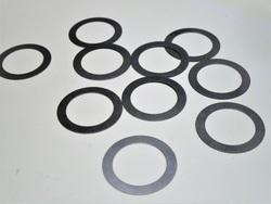 shimmilevy ( 15 x 21 x 0.2mm ) - Sachs ( kampiakselin )