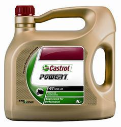Castrol - Power 1 4T - 10W-40 ( 4 litraa )