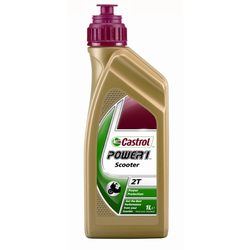 Castrol - Power 1 Scooter 2T ( 1 litra )
