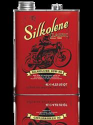 Silkolene Silkolube 20W-50 - 4 litraa ( vanhemmat moottorit )