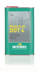 jarruneste - Motorex Brake Fluid Dot 4 ( 1 litra )