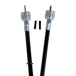 mittarinvaijeri - yleismalli, musta ( 80cm )