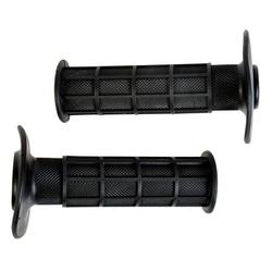 kädensijat Forte MX - 22/24mm - musta
