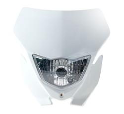 Valomaski -  Universal halogen - valkoinen