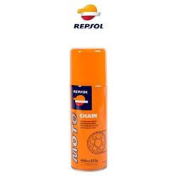 Repsol - Moto Chain, ketjurasva ( 400ml ) teflon