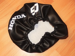 istuimen päällinen - musta - Honda Monkey <-86