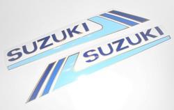 tankintarrat -  Suzuki PV50 ´1984 ( keltatankkinen )