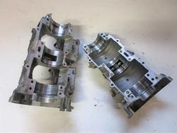 moottorin lohkot - Polaris 600 Fusion ´06