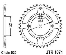 ketjuratas taka ( JTR 1071 ) 30z