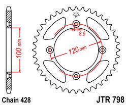 ketjuratas taka ( JT 798 ) 47z