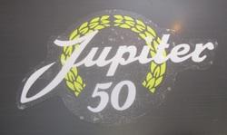 Jupiter 50 - tarra ( Swing, Sport, Safir, 50 )