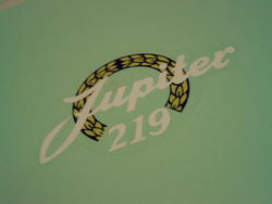 Jupiter 219 tankin tarrat