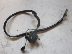 staattorin pick-up - Honda MTX 125