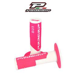 ProGrip 801 - valkoinen / fluori pinkki