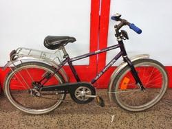 """Helkama Mud Power 20"""" polkupyörä - violetti ( 1-vaihteinen )"""