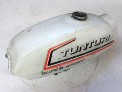 bensatankki - Tunturi Super Sport
