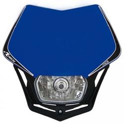 valomaski - Racetech V-Face - sininen
