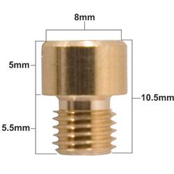 Mikuni VM11/22 ( M6 ) pääsuutin - koko 115 ( Prox )